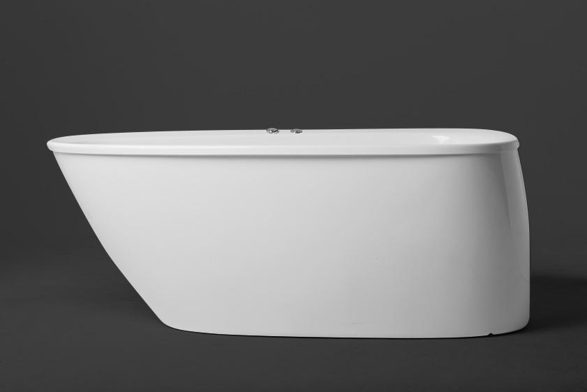 Nuevo Freestanding Oval Bath