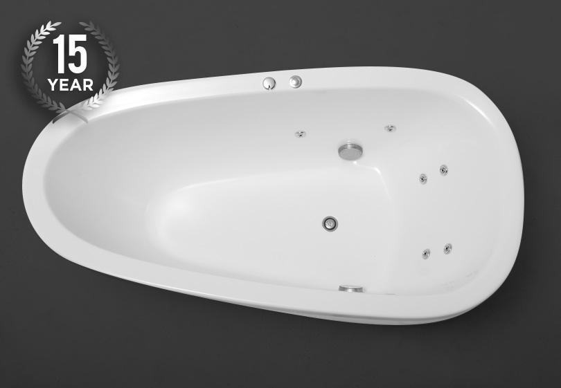 Nuevo 1660 Spa bath