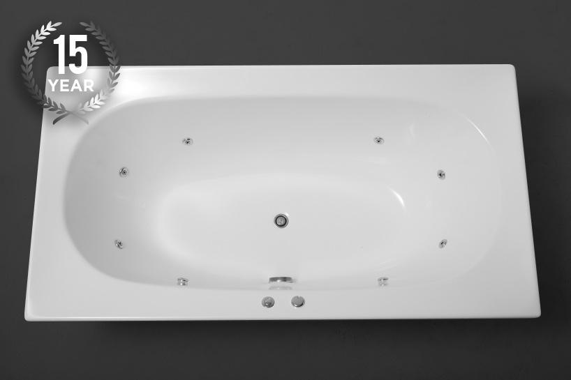 Silk 1800 Spa Bath