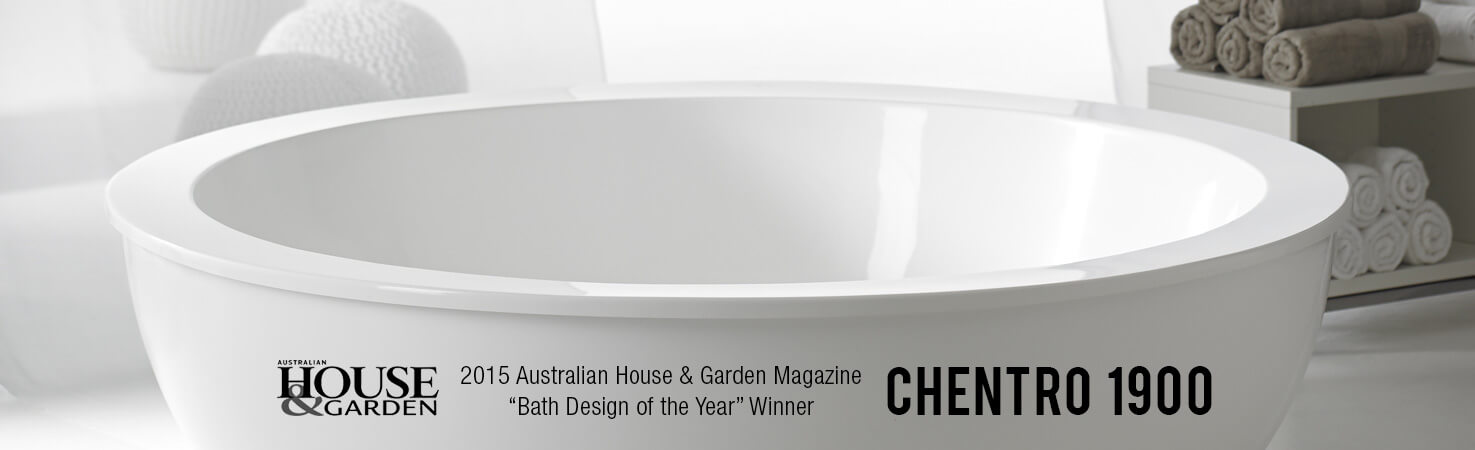 AQVA Freestanding Bath - The Chentro 1900