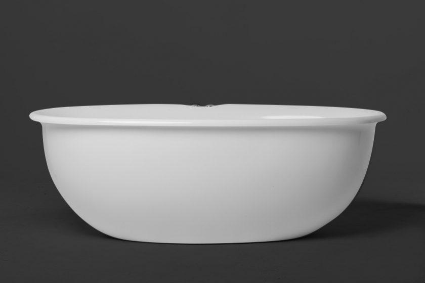 Bliss 1800 Oval Bath