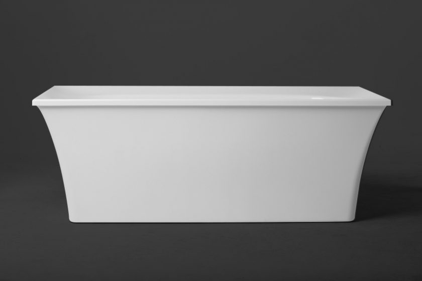 Silk 1800 Square Freestanding Bath