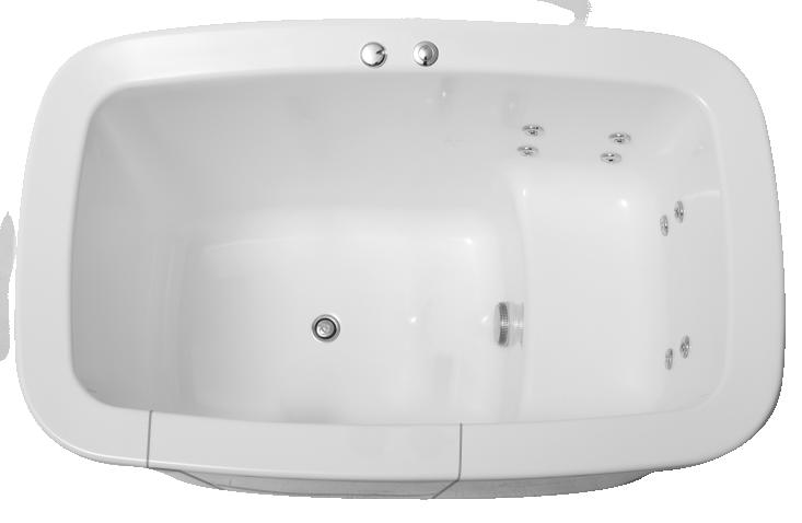 walk-in bath