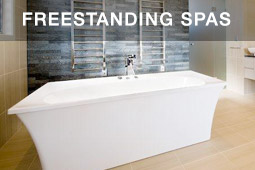 freestanding spas