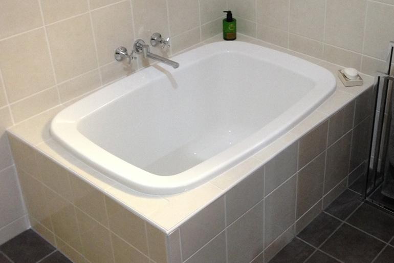 insert bath